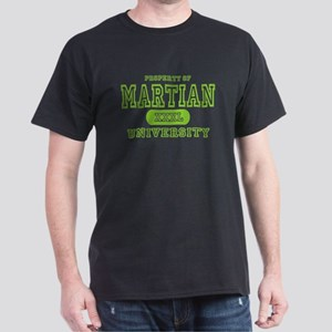 Martian University Dark T-Shirt