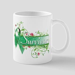 Survivor Floral copy Mug