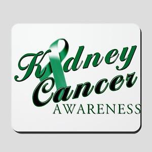 Kidney Camcer Awareness copy Mousepad