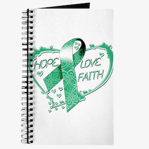 Hope Love Faith Heart copy Journal