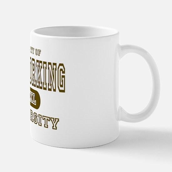 Woodworking University Mug