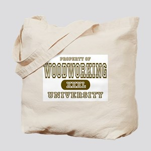Woodworking University Tote Bag