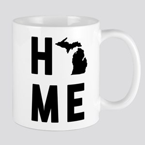 Michigan Home 11 oz Ceramic Mug