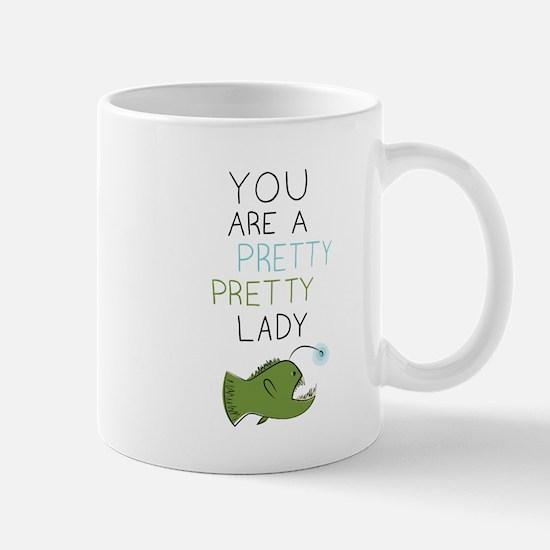 Pretty Pretty Lady Mug