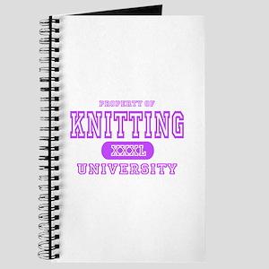 Knitting University Journal