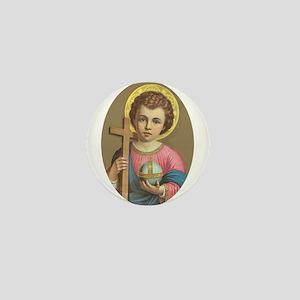 Christ the Child King Mini Button