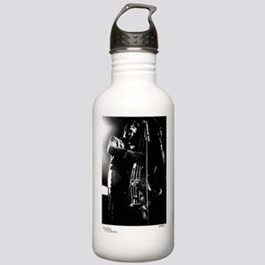 The Blue Bassman Stainless Water Bottle 1.0L
