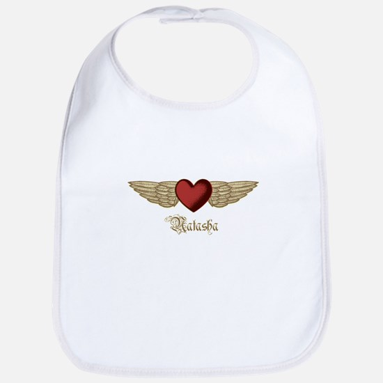 Natasha the Angel Bib