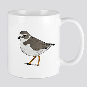 Piping Plover Stainless Steel Travel Mugs