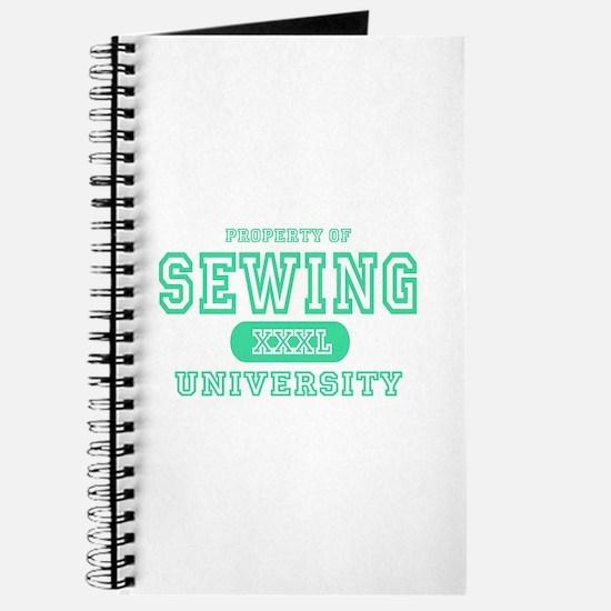 Sewing University Journal