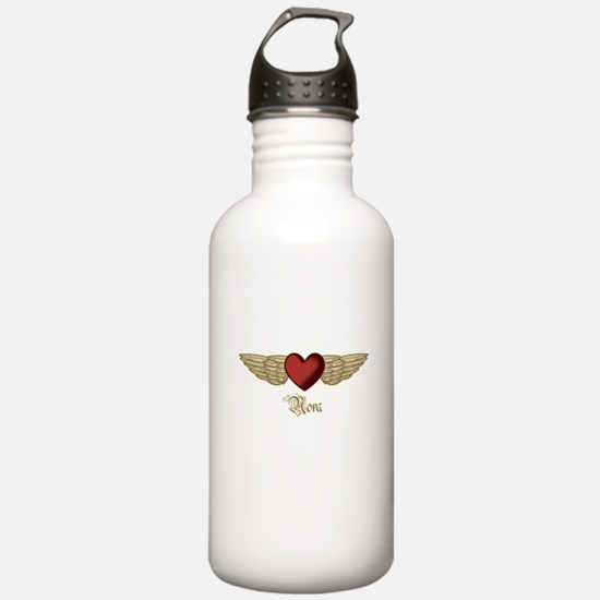 Nora the Angel Water Bottle