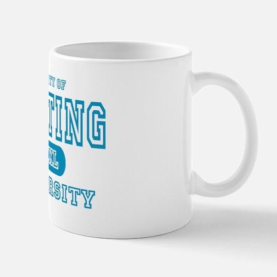 Quilting University Mug
