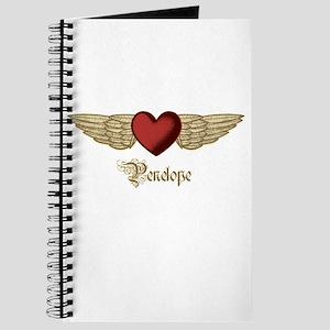 Penelope the Angel Journal
