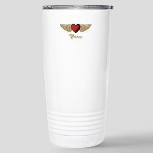 Penelope the Angel Travel Mug