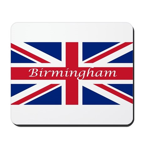 Birmingham1 Mousepad