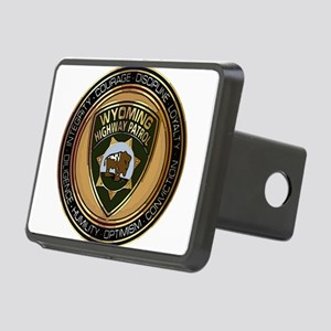 Wyoming HP logo Hitch Cover
