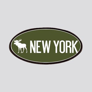 New York Moose Patch