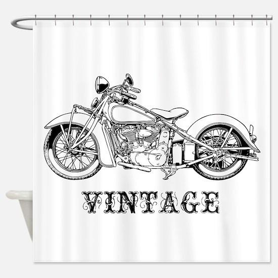 Vintage II Shower Curtain
