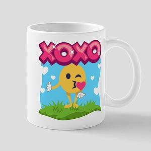Emoji Smooches 11 oz Ceramic Mug