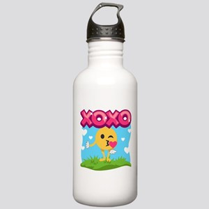 Emoji Smooches Stainless Water Bottle 1.0L