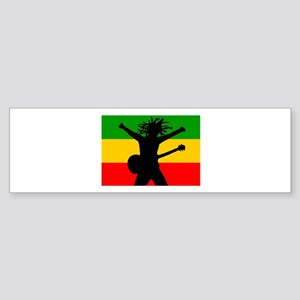 Bob Flag Bumper Sticker
