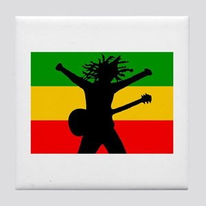 Bob Flag Tile Coaster