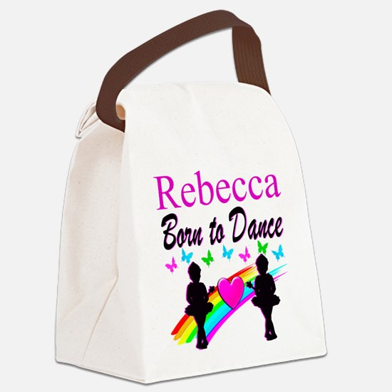 BEST DANCER Canvas Lunch Bag