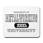 Metalworking University Mousepad