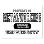 Metalworking University Small Poster