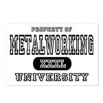 Metalworking University Postcards (Package of 8)