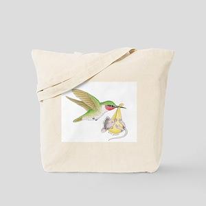 A Birdie Told Me Tote Bag