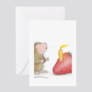 Full of Hot Air Greeting Card