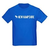 Nh Kids T-shirts (Dark)