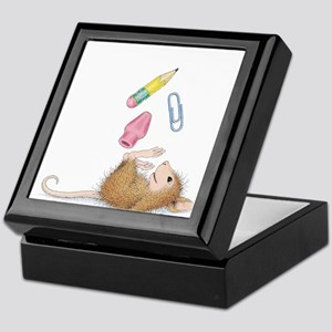 Class Clown Keepsake Box