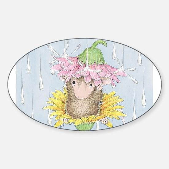 Rainy Daisy Day Decal