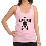 My Addiction Racerback Tank Top