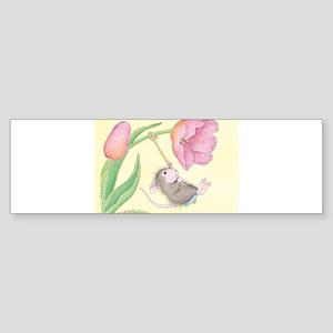 Tulip Tree-Swing Bumper Sticker