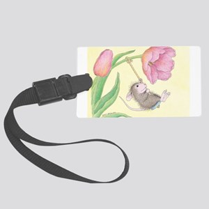 Tulip Tree-Swing Luggage Tag