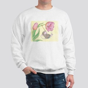 Tulip Tree-Swing Sweatshirt