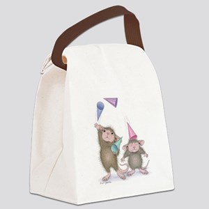 My Hats Onto You! Canvas Lunch Bag