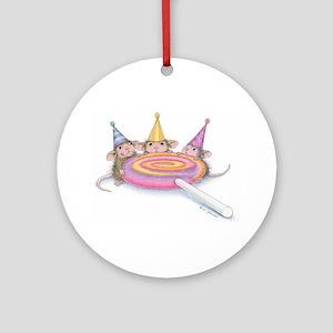 Lollipop Heaven Ornament (Round)
