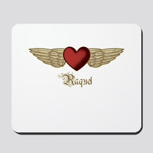 Raquel the Angel Mousepad