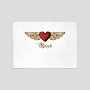 Raquel the Angel 5'x7'Area Rug