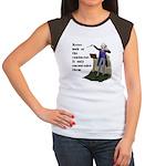 Conductor Women's Cap Sleeve T-Shirt