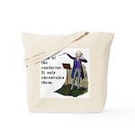 Conductor Tote Bag