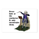Conductor Postcards (Package of 8)