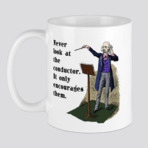 Conductor Mug