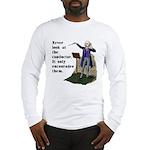 Conductor Long Sleeve T-Shirt