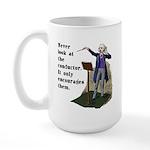 Conductor Large Mug