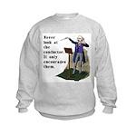 Conductor Kids Sweatshirt